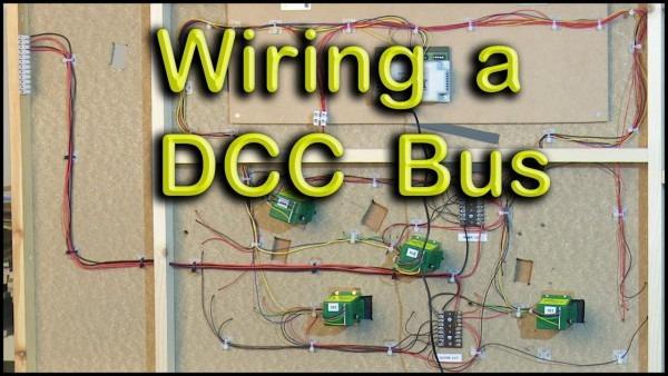 Model Railway Dcc Bus Wiring