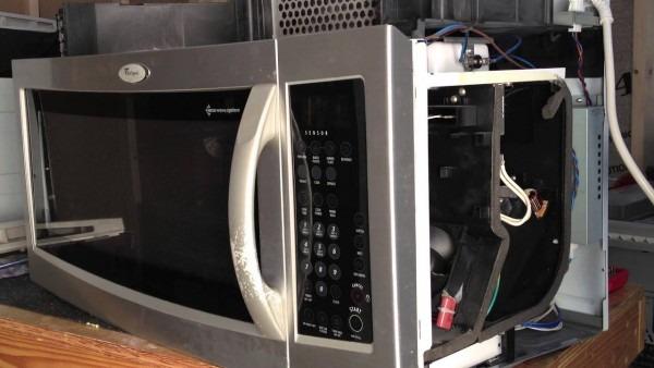 Whirlpool Microwave Keeps Blowing Fuses