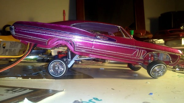 1968 Impala Low Rider @ Hot Boy's