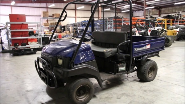 2005 Kawasaki Mule 3010 Used Parts