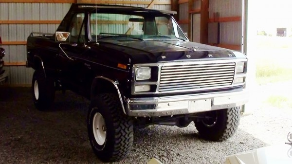 1980 Ford F150 460 V8 Lifted 4x4