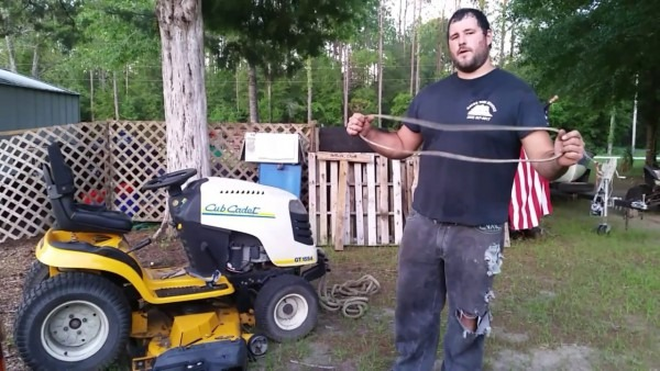 How To Replace Cub Cadet Drive Belt Without Taking Off Wiring Diagram