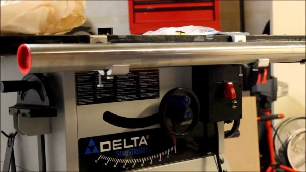 Replacing A Table Saw Power Box And Switch  Rocket Launching With