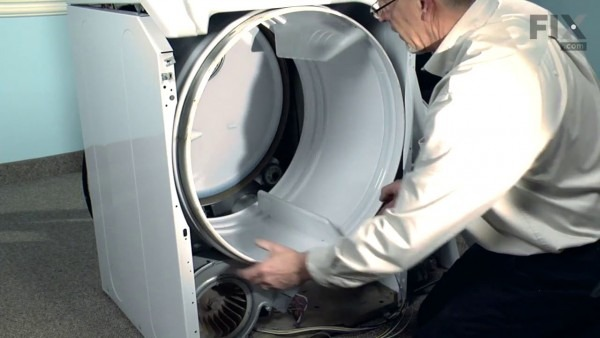 Maytag Dryer Repair – How To Replace The Idler Pulley Wheel And