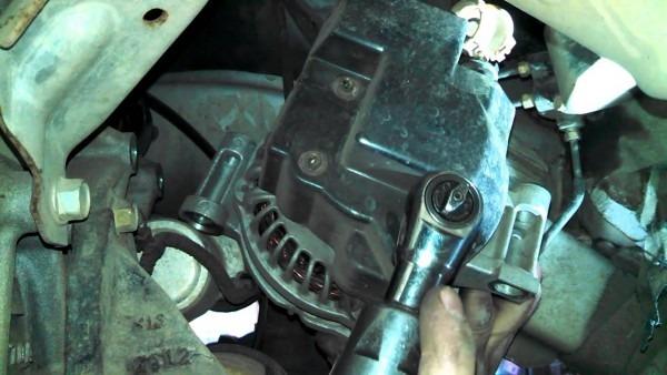 Alternator Replacement 2003 Mazda 6 2 3l Install Remove Replace