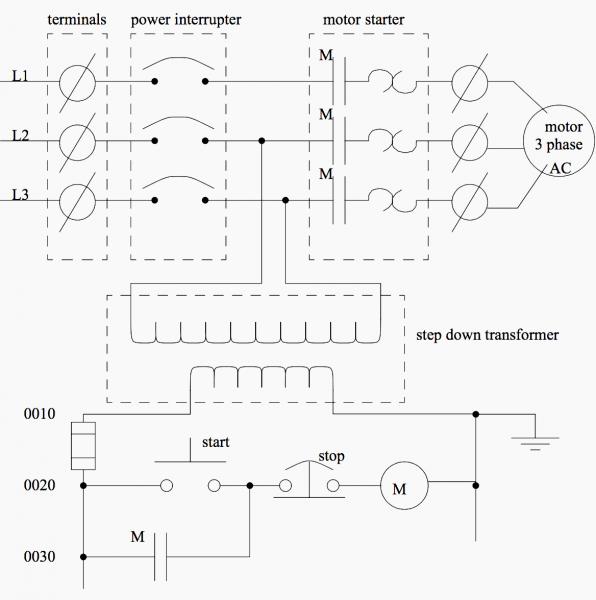 Plc Wiring Diagram Symbols