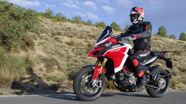 Ducati Multistrada 1260 Owners Thread