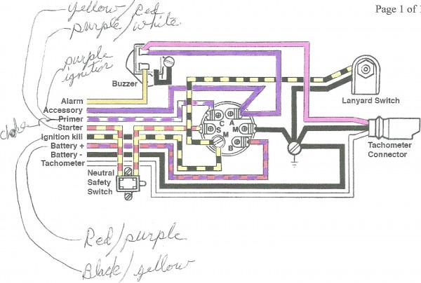 Murray Ignition Diagram