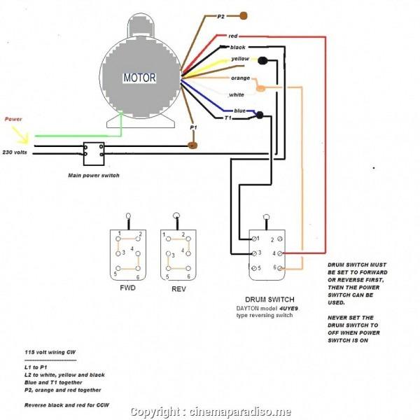 Baldor Frame T56 Wiring Schematic