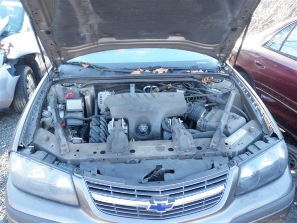 2003 Chevrolet Impala Ls Quality Used Oem Replacement Parts