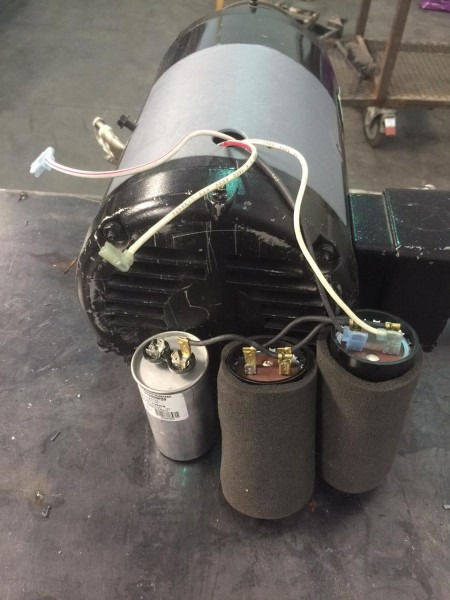 Baldor Motor Capacitor Wiring