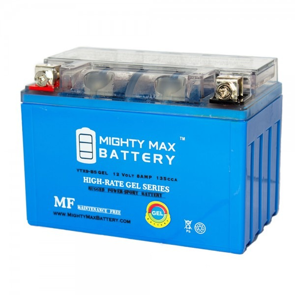 Mighty Max Ytx9