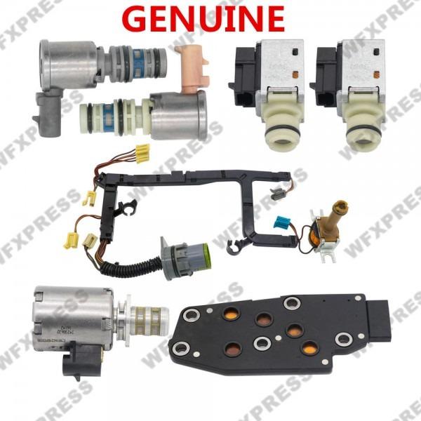 Genuine 4l60e Transmission Master Solenoids Epc Shift Tcc 3