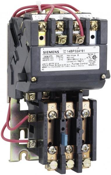 1l 3 Motor Starter Wiring Diagram