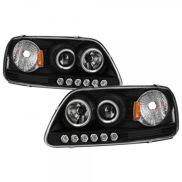 02 F150 Headlights