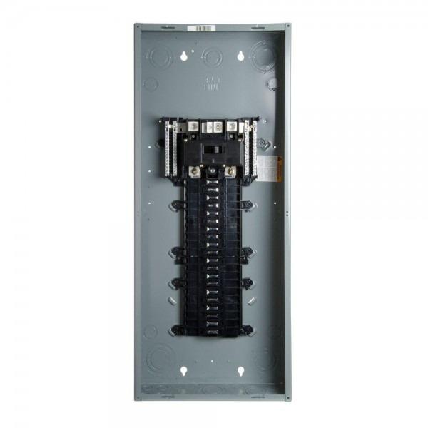 Square D Qo 200 Amp 40