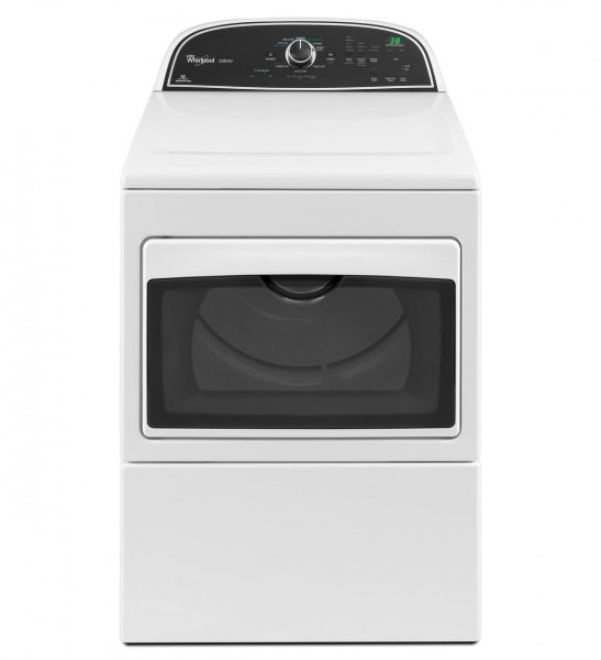 Whirlpool® Cabrio® 7 4 Cu  Ft  He Dryer With Sanitize Cycle