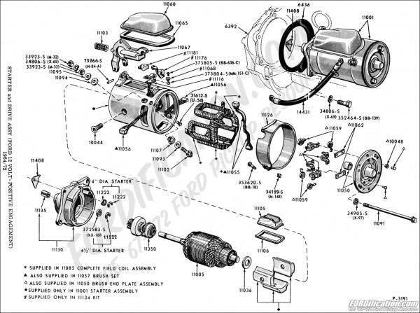 Ford Focus Starter Wiring