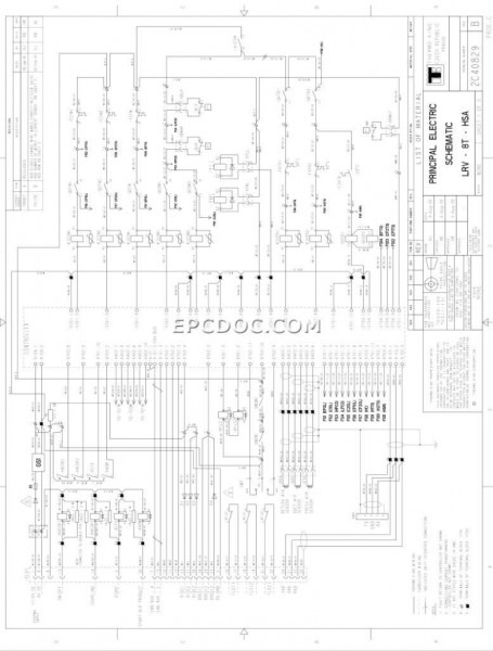 Tripac Wiring Diagram