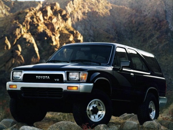 Toyota 4runner Specs & Photos