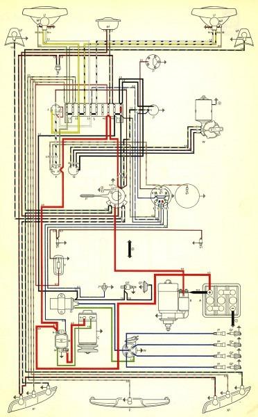 1972 Vw Beetle Wiring Diagram Kenworht T800 Wiring Diagram For Subaruoutback Sengja Decorresine It