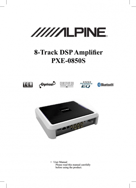 Alpine Electronics Of America Pxe