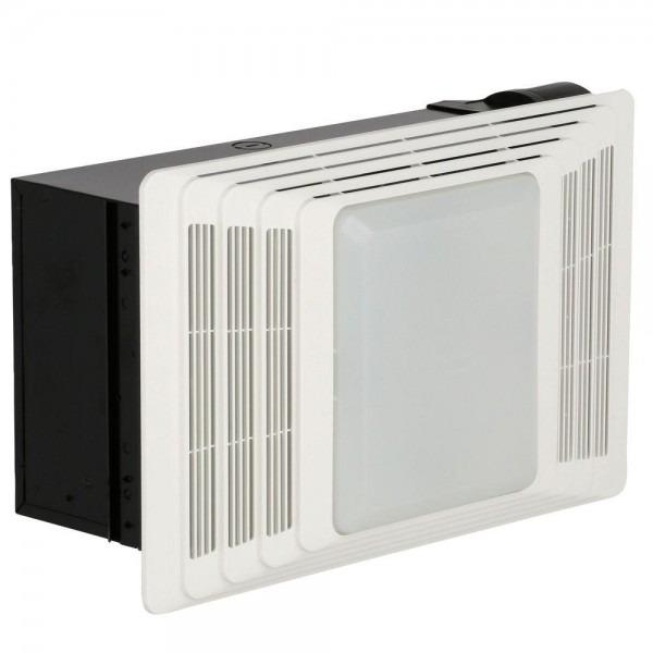 Broan 100 Cfm Ceiling Bathroom Exhaust Fan With Light