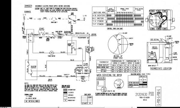 Universal Ge Dryer Motor Wiring