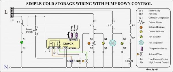 Defrost Timer Wiring Schematic