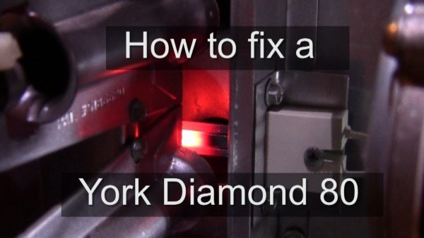 York Diamond 80 Furnace Troubleshooting