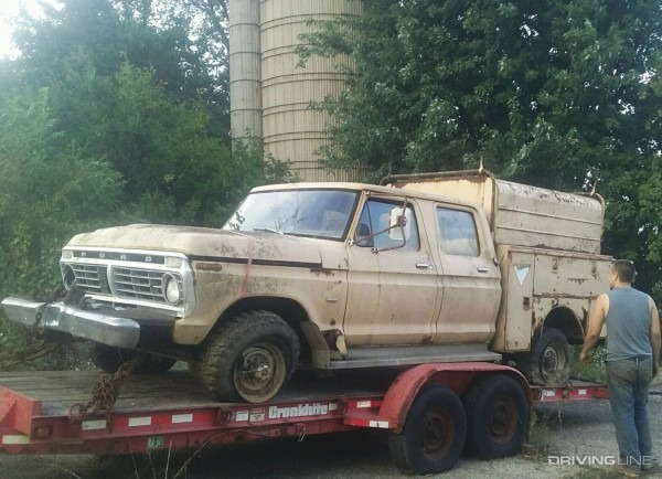 The Ultimate Homebuilt 1973 Ford F