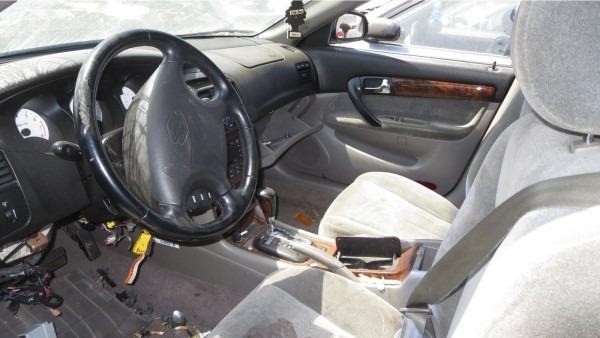 Junkyard Find  2004 Suzuki Verona