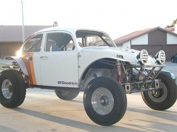 Vw Thing Offroad Costum Trending