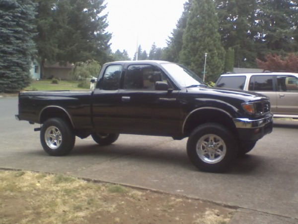 1996 Toyota Tacoma Extended Cab 4x4   Sharp Truck   (portland