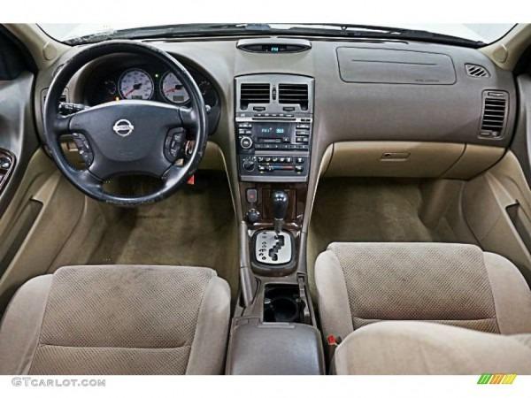 2002 Nissan Maxima Se Interior Photo  102871029