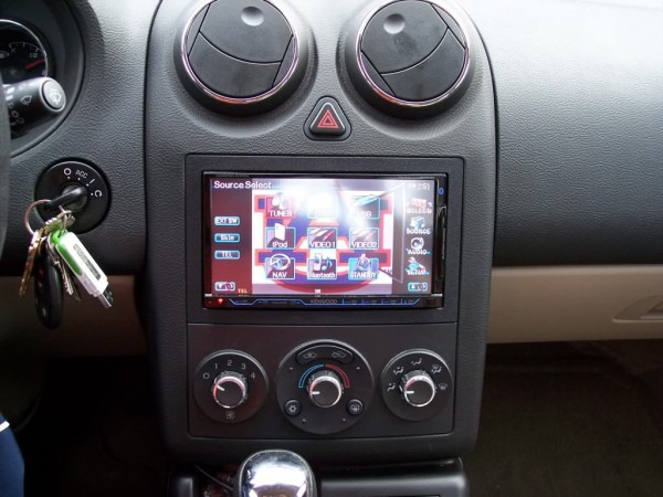 Request  Pictures Of Aftermarket Radio   In Dash Monitor