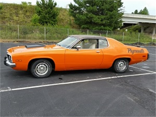 1974 Plymouth Satellite For Sale