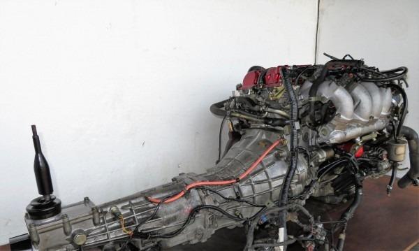 Jdm Nissan Silvia Sr20det S13 Turbo Engine W T 5 Speed Manual