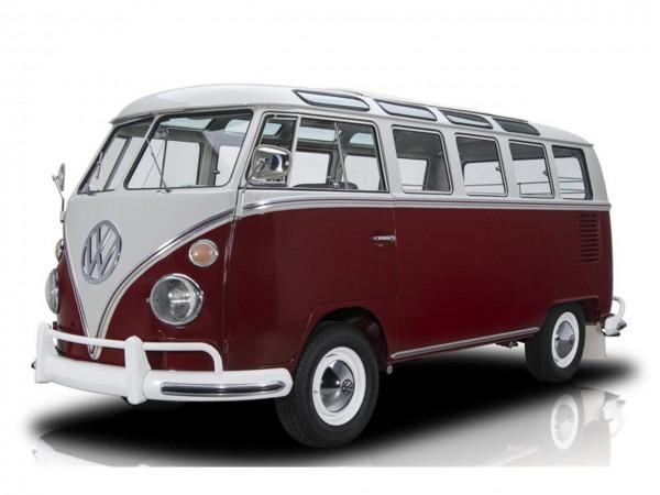 1966 Volkswagen Bus For Sale