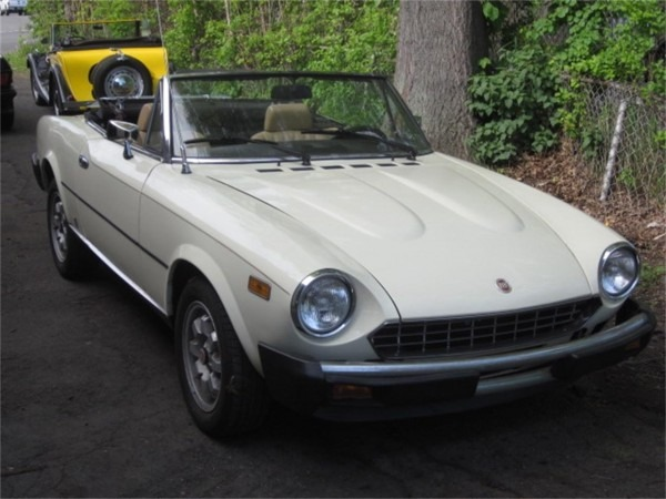 1979 Fiat Spider For Sale