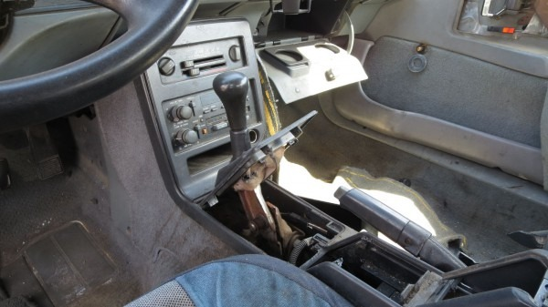 Junkyard Find  1989 Pontiac Grand Am