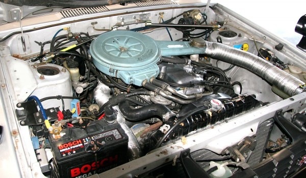 Nissan Z Engine