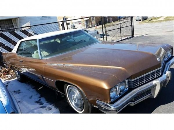 1972 Buick Electra 225 For Sale
