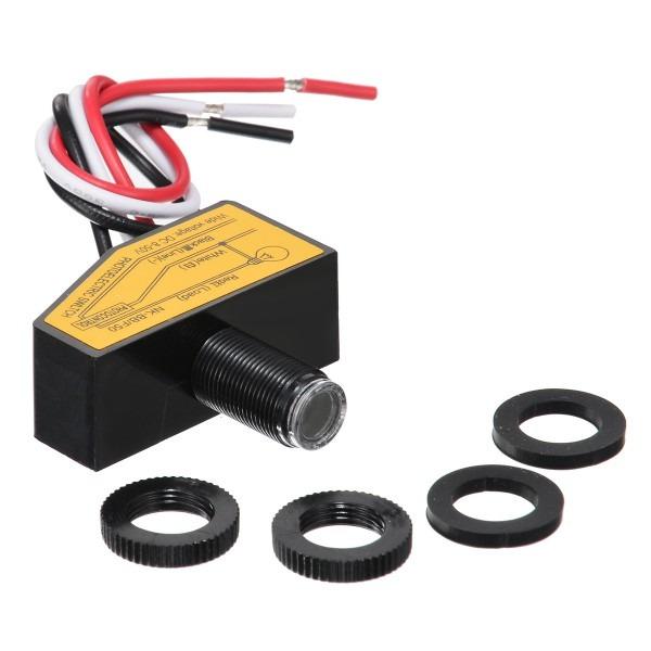 12v Dc Dusk To Dawn Photocell Switch Mini Automatic Light Sensor