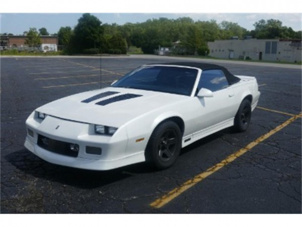 1988 Chevrolet Camaro For Sale