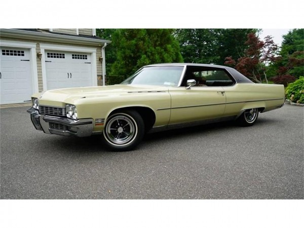 1972 Buick Electra For Sale