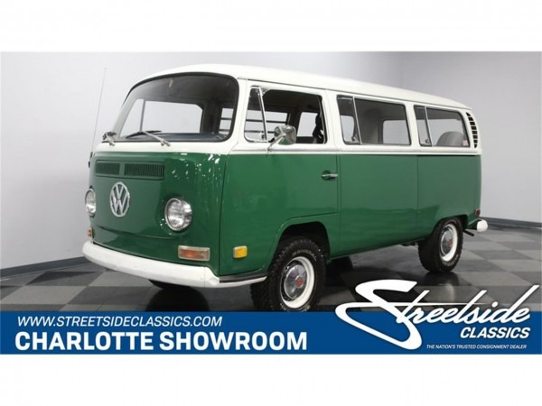 1971 Volkswagen Bus For Sale