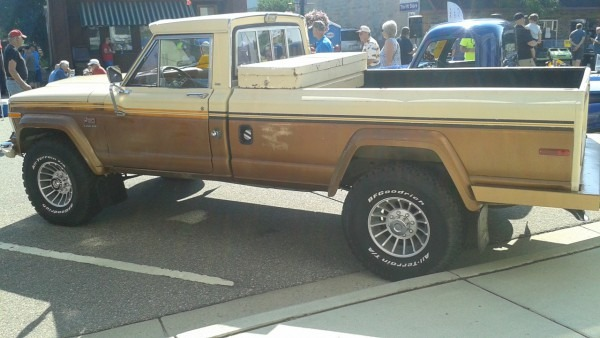 1979 Jeep J20 Truck By Megatrong1