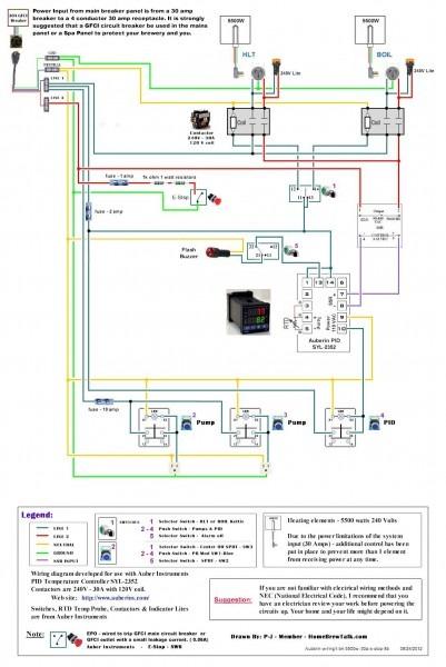 220v 30a Wiring Diagram Help