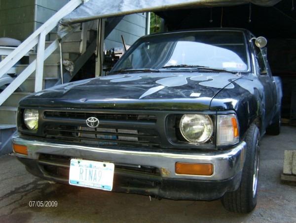 1st Gen 4runner+early 80's Pickup